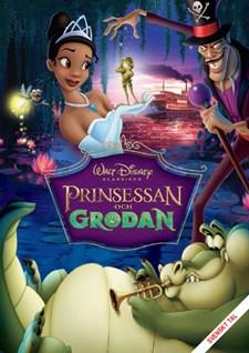 Disney Klassiker 49 - Prinsessan och Grodan