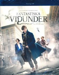 Fantastiska vidunder och var man hittar dem (Blu-ray)