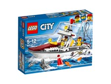 Kalastusvene, LEGO City Great Vehicles (60147)