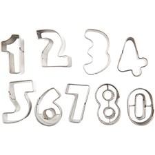 Stikkformer, str. 30x27 mm, 1 sett