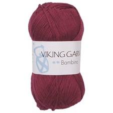 Viking of Norway Bambino 50 gr Burgunder 461