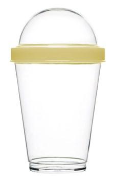 Sagaform Fresh Yoghurtbägare Gul