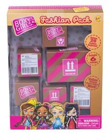 Fashion pack, Boxy Girls