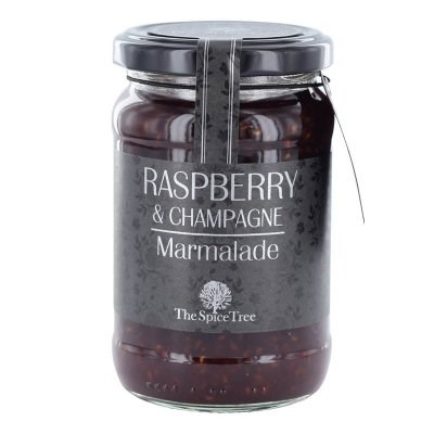 The Spice Tree Marmelad Hallon & Champagne 310 g