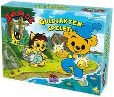 Guldjakten-spelet, Bamse och Häxans dotter