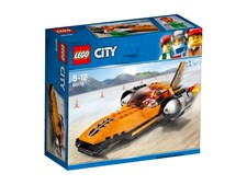 Rekordsnabb bil, LEGO City Great Vehicles (60178)