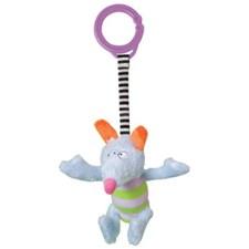 Skallra Chime Bell Rattles, Mus,TAF Toys