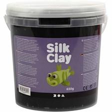Silk Clay®, 650 g, svart