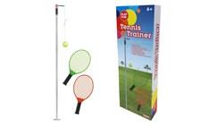 Stångtennis med 2 racket, 173 cm