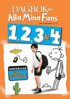 Dagbok för alla mina fans 1-4 Boxset