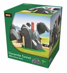 Dynamite Tunnel, Brio-puurautatie