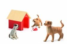 Hundar, Dockskåp, Djeco