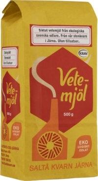 Saltå Kvarn Vetemjöl 500 g