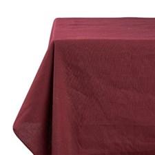 Pellavaliina viininpunainen 140x220 cm