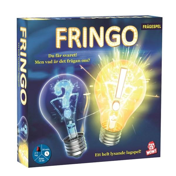 Fringo, Sällskapsspel (SE)