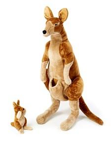 Känguru, Stort mjukisdjur, Melissa & Doug
