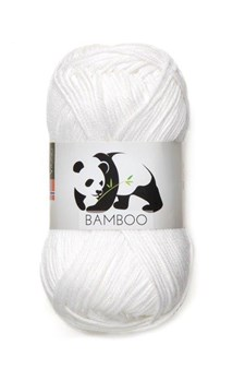 Viking of Norway Bamboo 50 gr Hvit 600