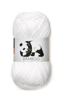 Viking of Norway Bamboo 50 gr valkoinen