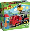 Brandbil, LEGO DUPLO Town (10592)