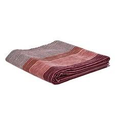 Handduk Randig Rosa 70x140 cm