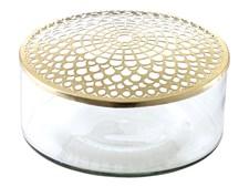 A Simple Mess Vas Kathinka D:20 cm Glas