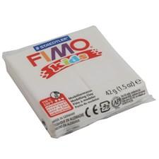 FIMO® Kids Clay, 42 g, valkoinen