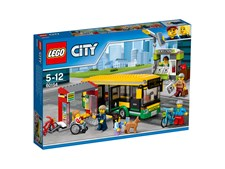 Busstation, LEGO City Town (60154)