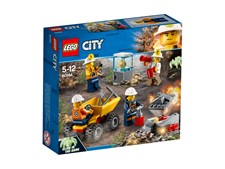 Gruvteam, LEGO City Mining (60184)