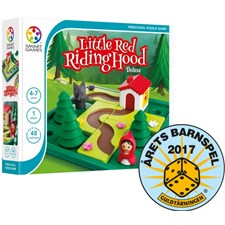 Little Red Riding Hood, Smart Games (SE/FI/NO/DK/EN)