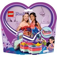 Emmas sommarhjärtask, LEGO Friends (41385)
