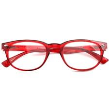 Läsglasögon +1.5 Röda Personal Lookiale