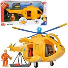 Helikopter Wallaby II, Brandman Sam