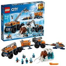 Arktisk mobil utforskningsbas, LEGO City Arctic Expedition (60195)