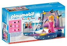 Sanger med scene, Playmobil Family Fun (6983)