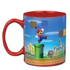 Super Mario Lämpöherkkä Muki