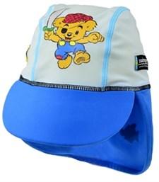 UV-Hatt Bamse, Marin, Swimpy (M, 2-4 år)