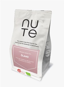 NUTE Te Green Öland 100 g Ekologisk