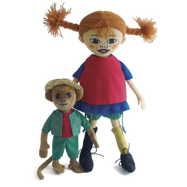 Pippi och herr Nilsson dockor 628ff9ad6eb77