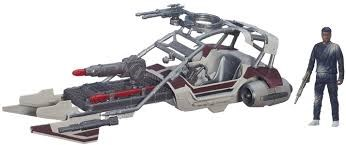 Star Wars  Episode VII  Class 2 Vehicle  Desert Landspeeder