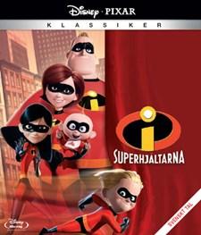 Disney Pixar Klassiker 06 - Superhjältarna (Blu-ray)