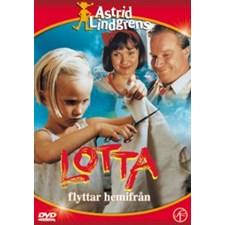 DVD Lotta 2 - Lotta flyttar hemifrån