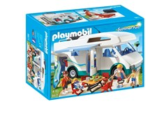 Campingvogn, Playmobil Summer Fun