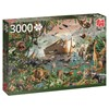Noahs Ark, Pussel 3000 bitar