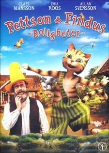 Pettson & Findus - Roligheter