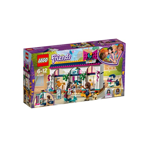 Andreas accessoarbutik  LEGO Friends (41344)  Lego - lego & duplo