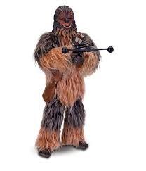 Chewbacca  Elektronisk Figur 43 cm Deluxe  Star Wars - figurer & miniatyrer