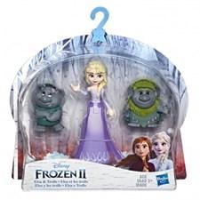 Frozen 2 Elsa and Friends Figurer