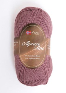 Viking of Norway Alpaca Fine Garn Alpackamix 50 g
