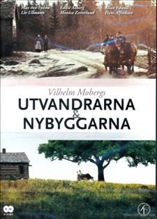 Utvandrarna & Nybyggarna (2-disc)