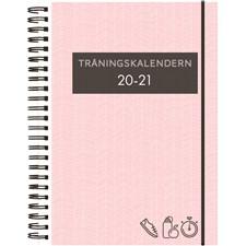 Burde Träningskalendern 20-21 A5